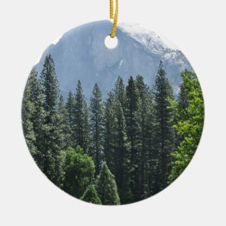 Yosemite Nationalpark Keramik Ornament