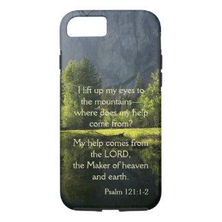 Yosemite Nationalpark Psalm-Telefon-Kasten iPhone 8/7 Hülle