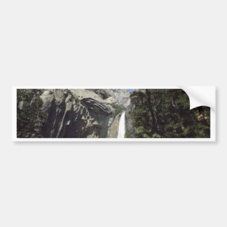 Yosemite-Wasserfall Autoaufkleber