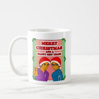 Youthful Eroberer-WeihnachtsTasse Kaffeetasse
