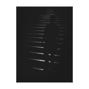 dunkel leinwandkunst. Black Bedroom Furniture Sets. Home Design Ideas