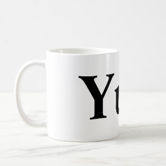 Yup. Kaffeetasse