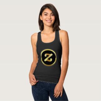 Z-Frauen nehmen geeignetes Racerback Trägershirt Tank Top