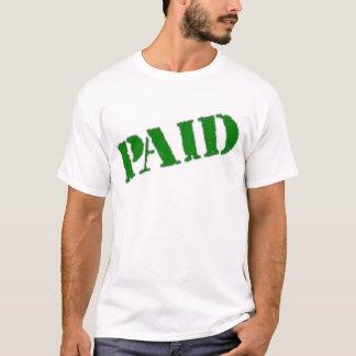 ZAHLENDE UNTERNEHMEN, LLC - T-Shirt