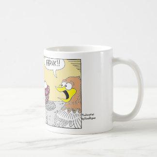 ZÄHLUNG der HÜHNER, TheStripMallbyChrisRogers Kaffeetasse