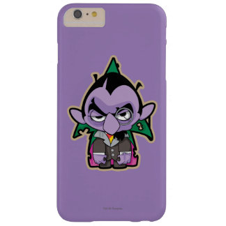 Zählung von Count Zombie Barely There iPhone 6 Plus Hülle