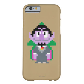 Zählung von Pixel Art Barely There iPhone 6 Hülle