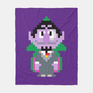 Zählung von Pixel Art Fleecedecke