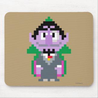 Zählung von Pixel Art Mauspad