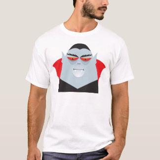 Zählungs-Dracula-T - Shirt