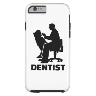 Zahnarzt Tough iPhone 6 Hülle