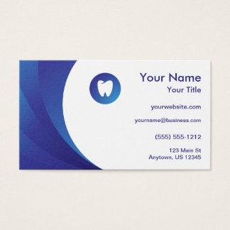 Zahnarzt Visitenkarte