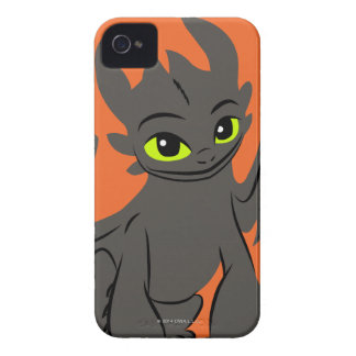 Zahnlos Illustration 02 iPhone 4 Cover