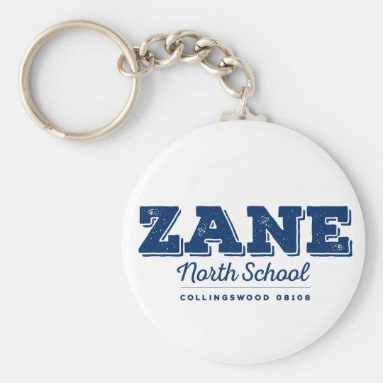 Zane Keychain Schlüsselanhänger