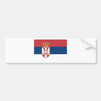Zastava Srbije drapeau serbe Autocollants Pour Voiture