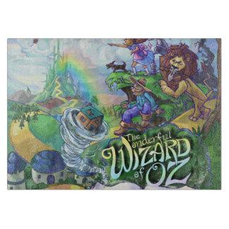 Zauberer von Oz Schneidebrett