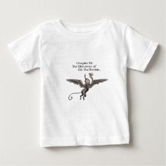Zauberer von Oz - Unze die schrecklichen (Vintag) Baby T-shirt