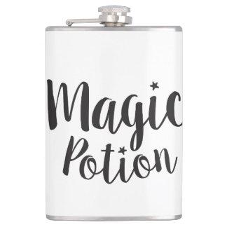Zaubertrank-Flasche Flachmann