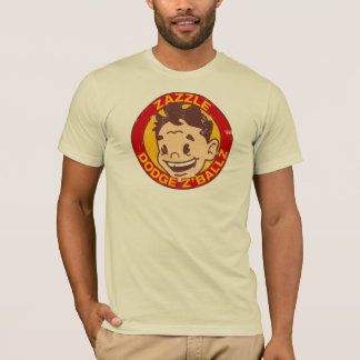 zazzle_dodge_ball T-Shirt
