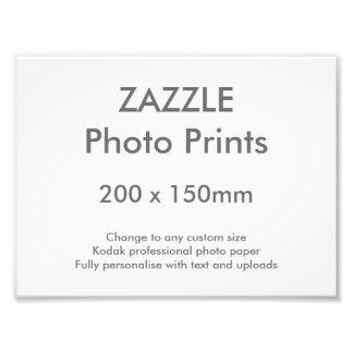 Zazzle Gewohnheit 200 x 150 Millimeter 20 x 15 cm Fotografien