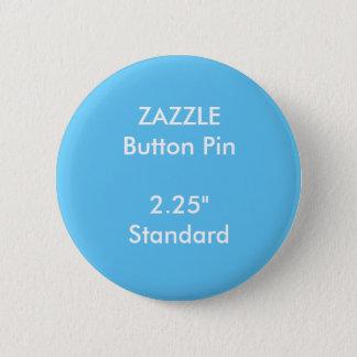 """ZAZZLE Gewohnheit 2,25"""" rundes Knopf-Button Runder Button 5,1 Cm"""