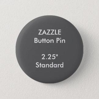 """ZAZZLE Gewohnheit 2,25"""" rundes Knopf-Button Runder Button 5,7 Cm"""