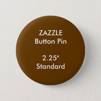 """ZAZZLE Gewohnheit 2,25"""" rundes Runder Button 5,1 Cm"""