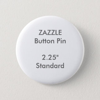 "ZAZZLE Gewohnheit 2,25"" rundes Runder Button 5,7 Cm"