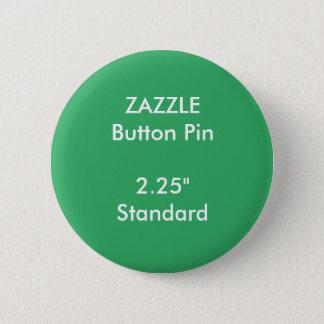"""ZAZZLE Gewohnheit 2,25"""" rundes Runder Button 5,7 Cm"""