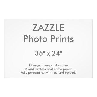 "Zazzle Gewohnheit 6"" x 24"" Foto-Druck 91 x 61 cm Fotodruck"