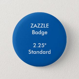 """ZAZZLE Gewohnheit druckte 2,25"""" rundes Runder Button 5,1 Cm"""
