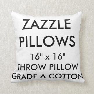 Zazzle kundenspezifischer Grad eine Kissen