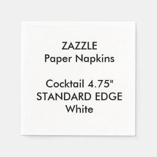 ZAZZLE kundenspezifisches einfaches Serviette