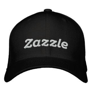 "Zazzle Logo 4"" Bestickte Baseballkappe"