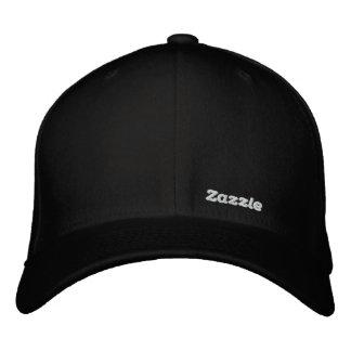 "Zazzle Text-Logo 1,5"" Bestickte Kappe"
