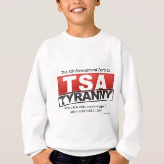 Zazzle TSA Tyrannei-Bild Sweatshirt