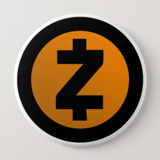 Zcash Knöpfe Runder Button 10,2 Cm