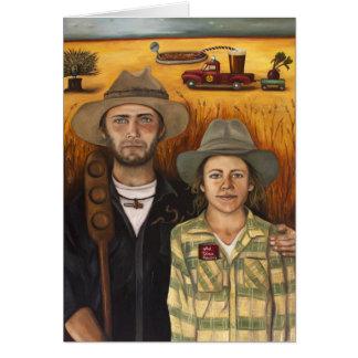 Zeb und Ellen Karte