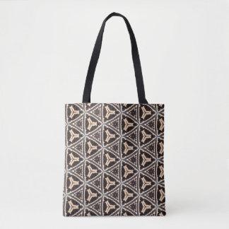 Zebra_triangular Tasche
