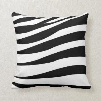 Zebrahaut-Druckkissen kundengerecht Kissen
