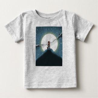 Zehn kleine Monster: Willie der Wolf-Heulen-T - Baby T-shirt