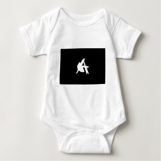 ZeichenFlagge Baby Strampler