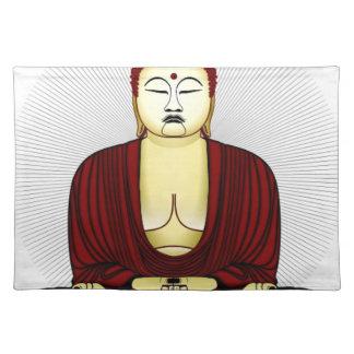 Zeichnen von Buddha Tischset