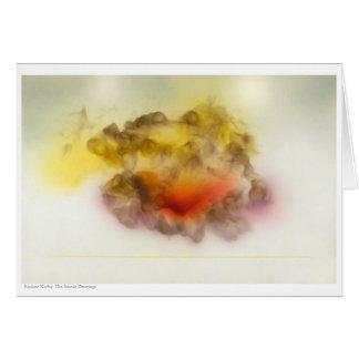 Zeichnender Rauch, Rockne Krebs, Karte der