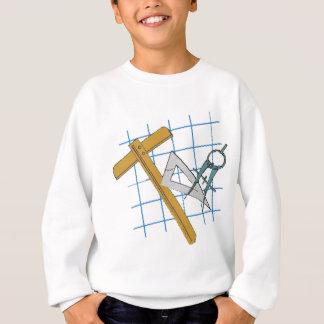 Zeichnenentwurfs-Werkzeuge Sweatshirt