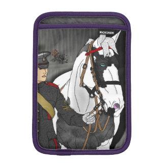 Zeigen Sie Ihr Stützpferd und -lenker Sleeve Für iPad Mini