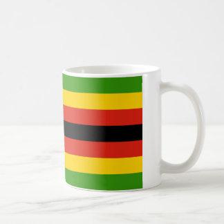 Zeigen Sie Ihren Stolz in Simbabwe! Kaffeetasse