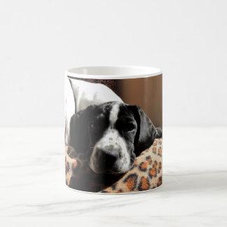 Zeiger-Liebe Kaffeetasse