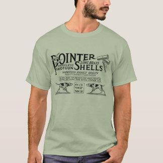 Zeiger-Muschel-T - Shirt