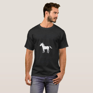Zeit, ein Einhorn zu sein T-Shirt